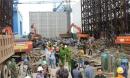 Sáng nay, xử vụ sập giàn giáo ở Formosa khiến 13 người chết