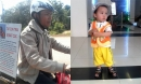 Xôn xao clip tìm thấy con trai của người cha rong ruổi khắp nơi tìm con mất tích