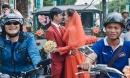 Màn rước dâu độc đáo bằng dàn xe 67 tại Tây Ninh