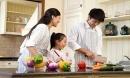 Dạy trẻ nấu ăn khi nào?
