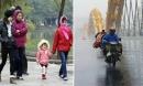Hà Nội rét sâu, Đà Nẵng mưa to 3 ngày tới