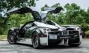 Cận cảnh quá trình sản xuất Siêu xe Pagani Huayra 78 tỷ đồng