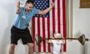 """Bộ ảnh """"Ông bố tuyệt nhất thế giới"""" khiến ai cũng muốn trở thành bố"""