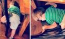 Những dáng ngủ bá đạo nhất của trẻ