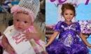 Tham dự ngót 100 cuộc thi hoa hậu từ lúc 4 tháng, bé gái 5 tuổi đã 'đốt' gần 1 tỷ vào váy áo