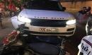 Nghi vấn cướp xe Range Rover táo tợn giữa trung tâm Hà Nội