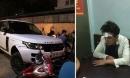 Kẻ cướp xe Range Rover tông liên hoàn trên phố Hà Nội là ai?