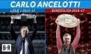 Ancelotti lập thành tích chưa từng xuất hiện trong lịch sử
