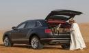 Bentley Bentayga Falconry: Cho nhà giàu sành chơi chim