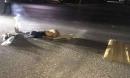 Phát hiện một phụ nữ lõa thể chết bất thường giữa đường