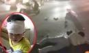 Gặp tai nạn giữa đường, bé 6 tuổi kêu khóc 'Xin hãy cứu bố cháu trước' khiến ai cũng rơi lệ
