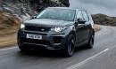 Bộ đôi xe hơi Discovery Sport và Evoque 2018 có giá khoảng 1,3 tỷ đồng