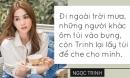 Trong showbiz Việt liệu có ai đủ bản lĩnh phát ngôn về hàng hiệu sốc như Ngọc Trinh