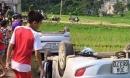 Công an Lạng Sơn thông tin vụ 2 ô tô bị dân lật ngửa