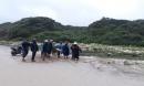 Phát hiện một thi thể không đầu ở bờ biển Quảng Trị