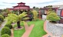 Ngỡ ngàng khu vườn Á Đông đẹp như tiên cảnh của ông lão gần 80 quyết chi hàng tỷ đồng làm vườn