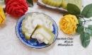 Bánh trung thu thạch rau câu vị bơ nhân cốt dừa lạ miệng dễ làm