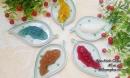 Bánh trung thu thạch rau câu hình cá đẹp mắt dễ làm