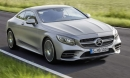 Mercedes-Benz S-Class Coupe 2018 lộ diện