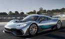 Mercedes-AMG Project One: Siêu phẩm tốc độ