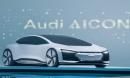 Audi Aicon: Xe sang siêu hiện đại tự lái 100%
