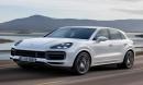 Giá Porsche Cayenne Turbo 2018 ở Việt Nam lên đến 8,92 tỷ đồng