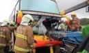 11 khách du lịch Việt bị thương trong vụ tai nạn giao thông tại Đài Loan