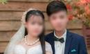Hoàn cảnh đáng thương của cô dâu sinh năm 2001 trong bộ ảnh cưới với chú rể trạc tuổi ở Bắc Giang