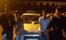 Dừng xe taxi chạy quá tốc độ, CSGT phát hiện gần 600 viên ma túy tổng hợp trên xe