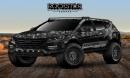 Hyundai hé lộ Santa Fe 'độ' off-road siêu khủng