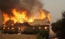 Lửa cháy ngút trời khắp California, hàng chục người chết