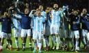 Argentina đoạt vé World Cup: Tuyệt đỉnh Messi!