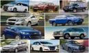 "10 mẫu ô tô ""ế"" nhất Việt Nam tháng 9/2017"