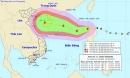 Tin mới bão số 11: Bão đã vào biển Đông, khả năng giật cấp 15 khi đổ bộ miền Trung