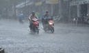 Bão số 11 đã suy yếu thành áp thấp, gây mưa lớn ở Bắc Bộ và Bắc Trung Bộ