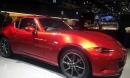 Mazda MX-5 2018 được cải tiến nhẹ
