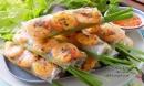 Cách làm tôm nướng sa tế cuộn rau thơm ngon ăn hoài chẳng ngán