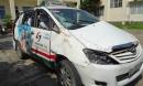 Thiếu nữ 17 tuổi cầm đầu băng nhóm đi cướp taxi