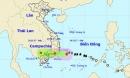 Bão số 14 đổ bộ vào Khánh Hòa – Bình Thuận, suy yếu thành áp thấp nhiệt đới