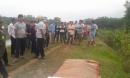 Quảng Nam: Hoảng hồn phát hiện thi thể người phụ nữ trôi trên kênh