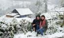 Khi nào Sa Pa, Mẫu Sơn có băng giá, tuyết rơi?