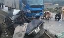 Vụ tai nạn khiến 4 người tử vong: Trong hơi thở của tài xế xe con có nồng độ cồn