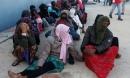 Chìm tàu ngoài khơi bờ biển Libya làm 31 người di cư thiệt mạng