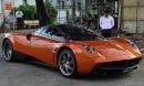 Minh 'Nhựa' rao bán siêu xe Pagani Huayra