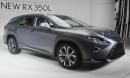 Xe 7 chỗ Lexus RX 350L có giá từ 1,08 tỷ đồng