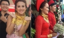 Đám cưới 'vàng đeo nặng cổ' ở Đồng Nai khiến cư dân mạng lóa mắt