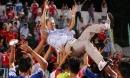 HLV Lê Thụy Hải: Vua kỷ lục V.League và nụ cười khinh bạc