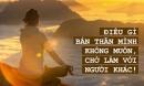 9 điều cấm kỵ, dù là ai cũng chớ nên phạm phải trong đời