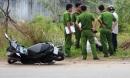 Bắt nghi phạm giết tài xế xe ôm, giấu xác trong bãi cỏ