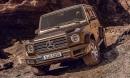 """""""Vua địa hình"""" Mercedes-Benz G-Class thế hệ mới lộ diện hoàn toàn"""